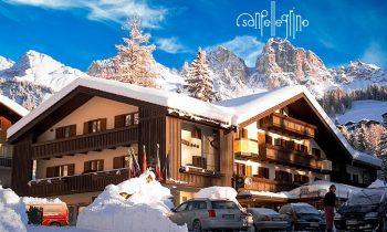 Hotel Arnica – 5denní Lyžařský Balíček Se Skipasem A Dopravou V Ceně****