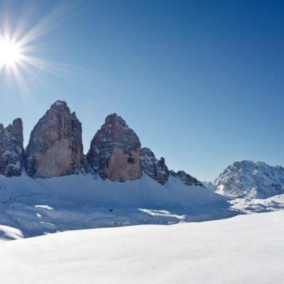 14.6 Sextner Dolomiten—alta Pusteria Drei Zinnen