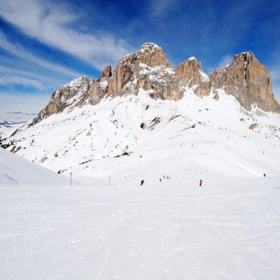 Val Di Fassa—Track Sella