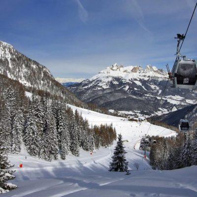 Gondola Lift Alpe Lusia