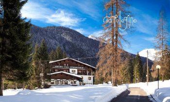 Hotel Scoiattolo – 6denní Lyžařský Balíček Se Skipasem A Dopravou V Ceně***